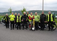 Start of Elan Valley Run