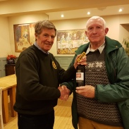 John Wilding Quiz Winner 2017