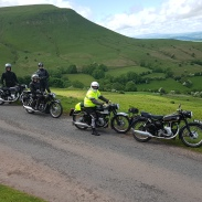 On Hay Bluff