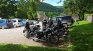 LLantony Parking