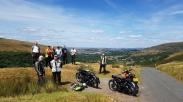 On top of Sarn Helen